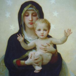 Marie, Divine Reine des Anges