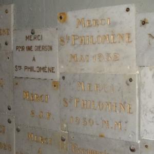 Neuvaine secrète à Sainte Philomène - www.ciels.fr