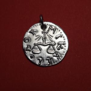 Médaille Emblématique de MIKAEL - CIELS