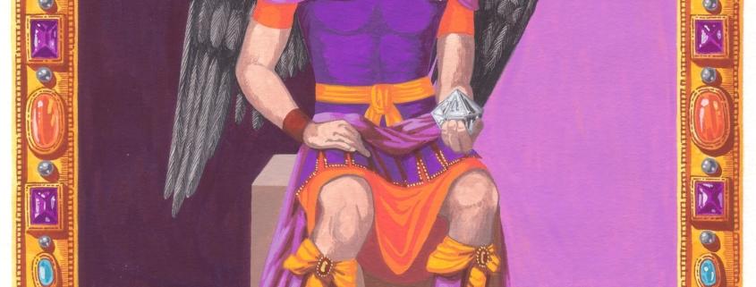 Barachiel veut dire « Bénédiction de Dieu » en Hébreu.Il lui revient de transmettre aux hommes les fluides divins qui leur permettent d'obtenir la chance, la « barruch » ou « barraka ». Dans la langue hébraïque, les mots bénédiction et chance se confondent. En effet, celui qui est bénit de Dieu est un chanceux : tout ce qu'il fait lui réussit. Cette époque moderne nous fait oublier cette notion de bénédiction qui transporte les fluides divins sur les êtres et les choses, afin de leur apporter l'abondance. Pour en savoir plus sur les protégés de BARACHIEL, cliquez ici.