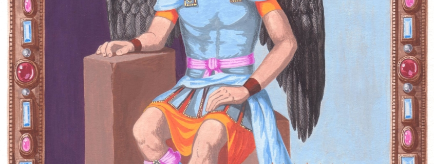 Séhaltiel veut dire « Connaissance de Dieu » en Hébreu.Cet Archange demeure dans les secrets divins. Il est le maître de la Théologie, c'est lui qui connaît les raisons pour lesquelles Dieu a créé les mondes et les êtres. Il possède les réponses à toutes les questions… Pour en savoir plus sur les protégés de SEHALTIEL, cliquez ici.