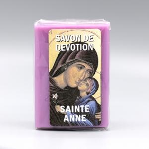 Savon de dévotion à sainte Anne