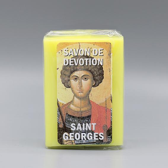 Savon de dévotion à saint Georges