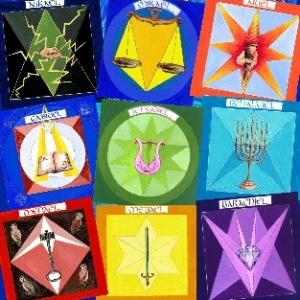Pentacles des Archanges Protecteurs
