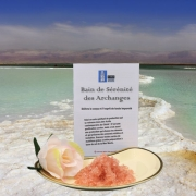 Here is a simple protective spiritual care that is found in contemporary writings of Christ! It is certainly a purification, but also a protection to drive out demons and protect oneself from visible and invisible enemies. Evacuate all kinds of evil spells with this preparation based on Dead Sea salt.